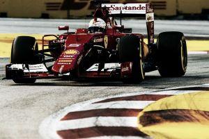 Ferrari manda antes de la batalla real en Singapur