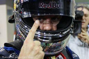 """Vettel: """"Ringrazio i fan. La macchina era eccezionale"""""""