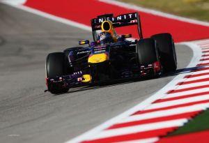 Gp USA: Vettel fa 8 di fila! Alonso 5°