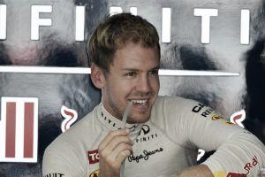 Vettel lidera los Libres 1 del GP de India 2013