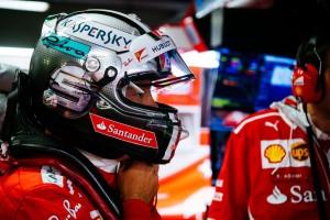 Gp di Monza - La pioggia manda in crisi le Ferrari. Le parole di Vettel e Raikkonen