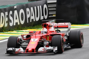 """Gp del Brasile, le voci post Qualifiche. Vettel deluso: """"Un piccolo errore mi è costato la pole"""""""