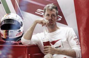 "Sebastian Vettel: ""Sería bueno darles un mal rato a Mercedes"""