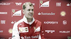 """Sebastian Vettel: """"Como punto de partida ha sido un buen día"""""""
