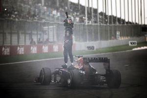 Sebastian Vettel, el emperador de la F1