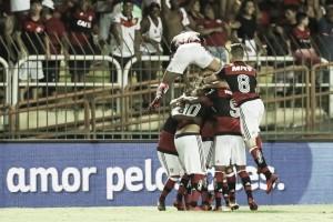 Eficientes no contra-ataque, jovens da base do Flamengo vencem Volta Redonda sem dificuldades