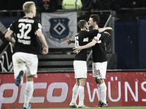 Hamburger SV 0-1 VfB Stuttgart: Klein comes up big to win three vital points for Swabians