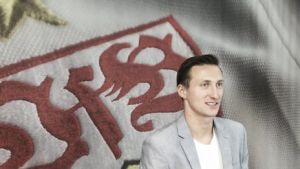 VfB Stuttgart sign Tytoń and Rupp