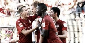 SV Sandhausen 1-2 VfB Stuttgart: Luhukay's men get their title bid back on track with well-earned win