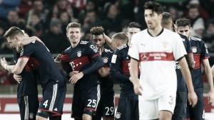 Bayern Múnich vs Stuttgart: Objetivos logrados para el Südderby