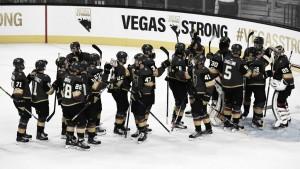 Vegas Golden Knights, el mejor equipo de expansión en la historia de la NHL