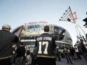 For the Vegas Golden Knights, it's all about the people