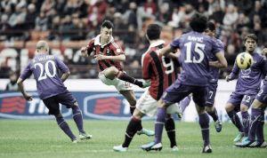 Diretta partita Milan - Fiorentina, risultati LIVE di Serie A
