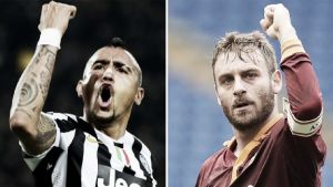 Chievo e Sassuolo testano la continuità di Roma e Juventus