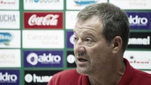 """Ángel Viadero: """"A los problemas, soluciones. Iremos con buen equipo a Villaviciosa"""""""