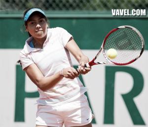 Eliminan a Victoria Rodríguez de Wimbledon juvenil