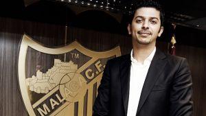 Moayad Shatat presenta su dimisión como vicepresidente del Málaga CF