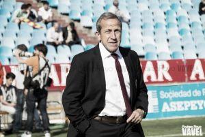 """Víctor Muñoz: """"Si ganamos al Sabadell, crearemos ilusión"""""""
