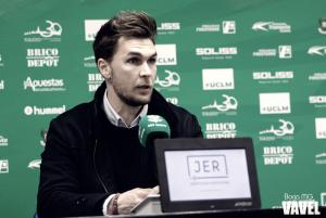 Víctor Cea cumple 150 partidos con el Unión Adarve