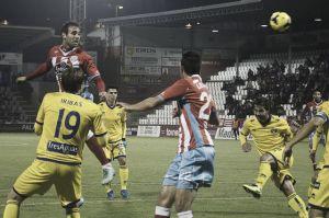 Lugo - Hércules: puntuaciones del Lugo, jornada 19