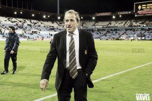 El Real Zaragoza destituye a Víctor Muñoz