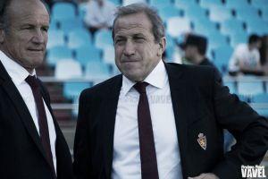 """Víctor Muñoz: """"Estamos haciendo lo posible para tener el equipo más competitivo"""""""