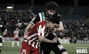 Los datos del Córdoba C.F - U.D Almería