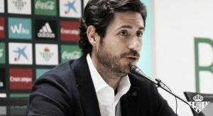 """Víctor Sánchez del Amo: """"Queremos tener continuidad en el resultado"""""""