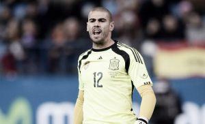 Valdés, primer fichaje de invierno del Manchester United