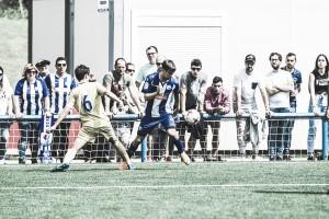 Un buen Cádiz B toma ventaja en Vitoria
