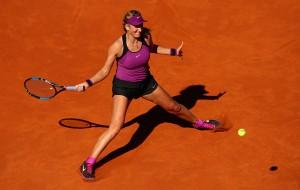 Mutua Madrid Open, il programma femminile: Halep - Bacsinszky, ma anche Azarenka