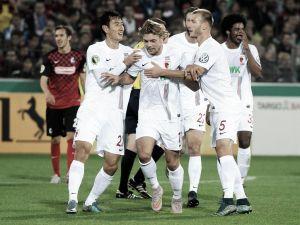 Augsburgo, una victoria para coger confianza