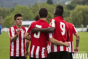 El Bilbao Athletic sigue sin perder