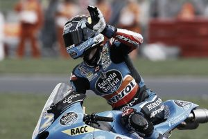 Álex Rins vuelve en Silverstone: pole y victoria
