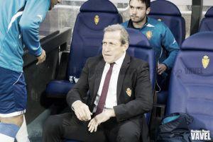 """Víctor Muñoz: """"Lo importante es que el equipo ha conseguido la salvación"""""""
