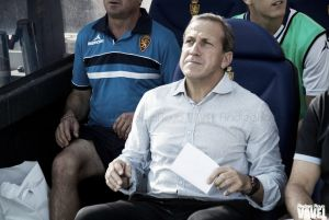 """Víctor Muñoz: """"Se puede ganar, pero haciendo las cosas bien"""""""