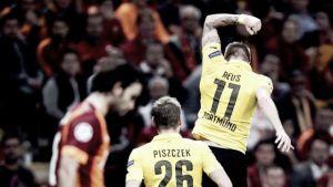Resultado Borussia Dortmund vs Galatasaray en vivo online