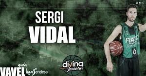 Divina Seguros Joventut 16/17: Sergi Vidal