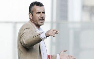 """Ivo Vieira: """"Estoy muy orgulloso por el rendimiento de mis jugadores"""""""