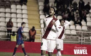 Fotos e imágenes del partido Rayo Vallecano - Levante, octavos de final de la Copa del Rey