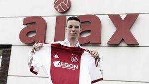 El Ajax se refuerza con Nick Viergever