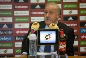Del Bosque incluye a Isco, Javi García, Beñat y Adrián en la primera lista para la Eurocopa