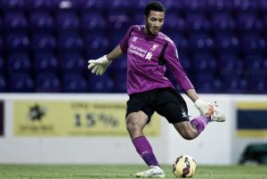 Liverpool youth goalkeeper Vigouroux pens new two-year deal