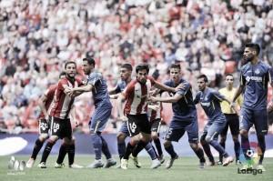 """Vigaray: """"El primer equipo de la Comunidad de Madrid es el Getafe, el tercero, no lo sé"""""""