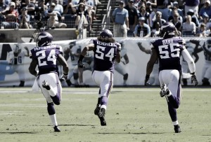 Minnesota Vikings claim road win over Tennessee Titans thanks to pair of defensive touchdowns