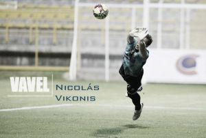 """Nicolás Vikonis: """"el objetivo es obtener la estrella 15 con Millonarios"""""""