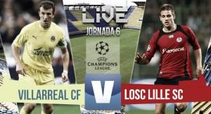 Remember Resultado Villarreal - Lille en Champions League 2006: victoria y liderato para el novato (1-0)