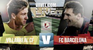 Villarreal vs Barcelona en vivo online (1-1)