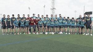 El Villarreal B de Calleja arranca con cuatro caras nuevas