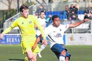 El Villarreal B logra la victoria en el Sagnier pese a jugar mal